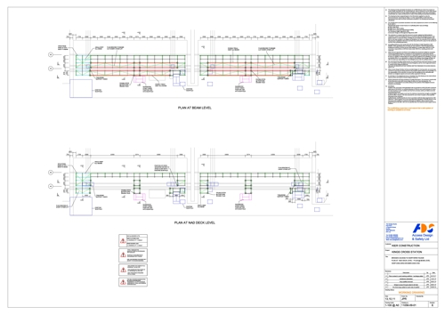 Scaffold Design Drawing